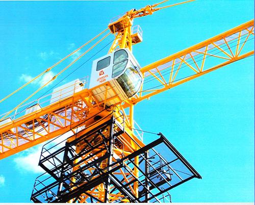 Tower Crane Productivity : China tower crane building lifter shandong hongda group